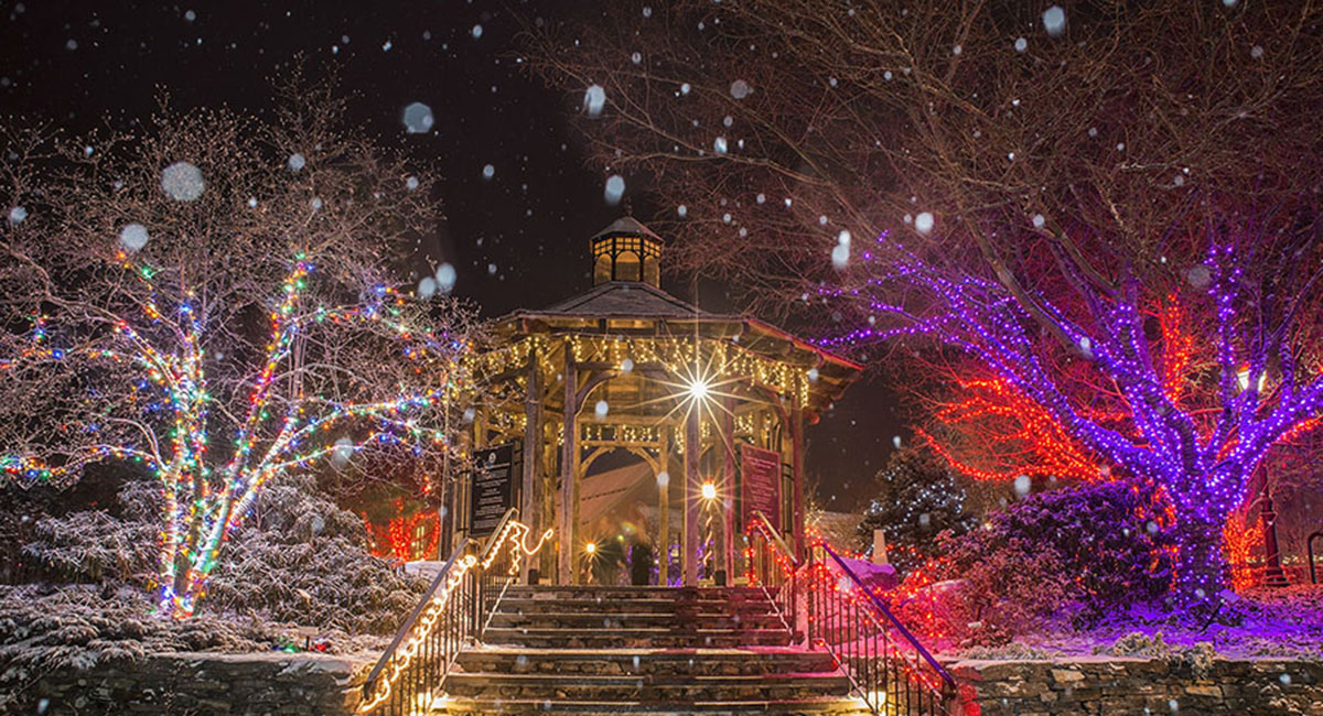 The Best Holiday Light Displays In Boston And Beyond