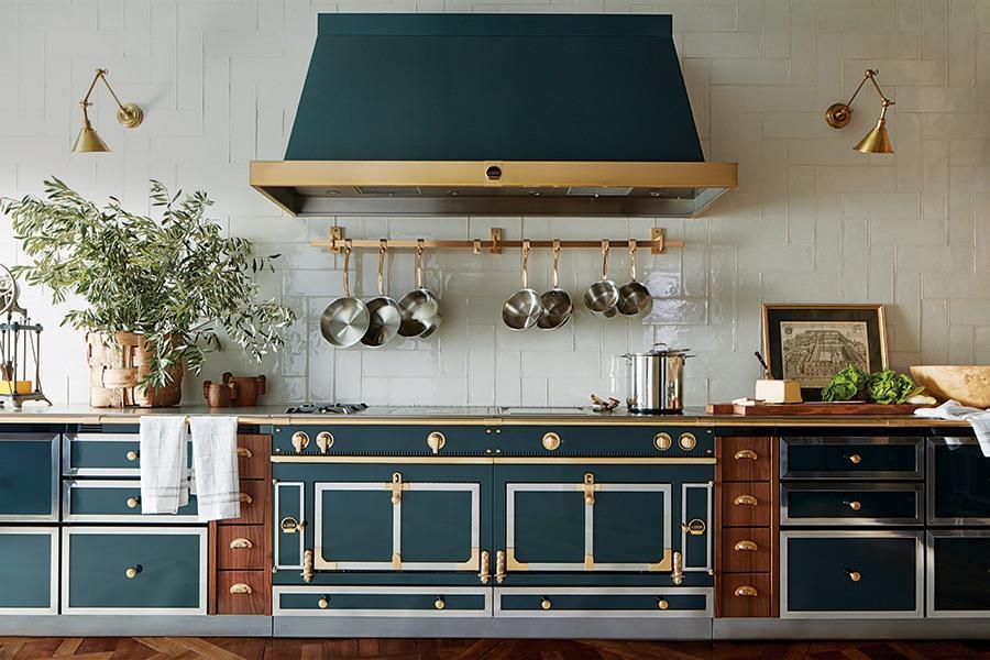 La Cornue kitchen range
