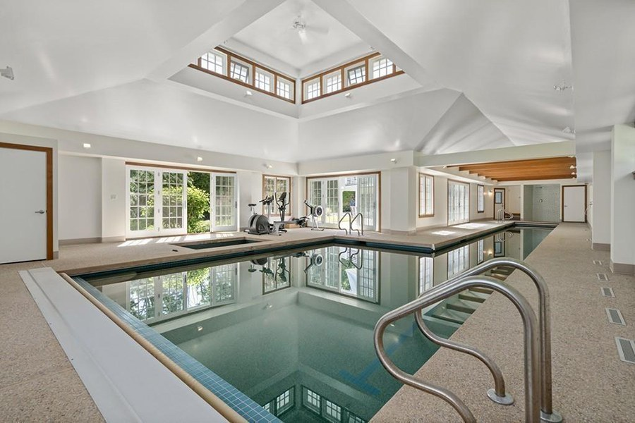 Five Massachusetts Homes For Sale With Glorious Indoor Pools