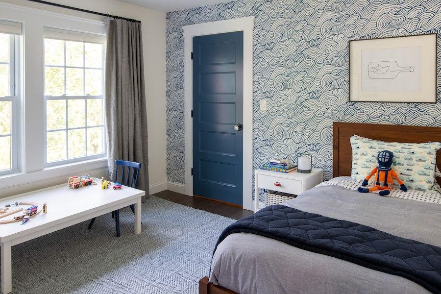 kids rooms blue