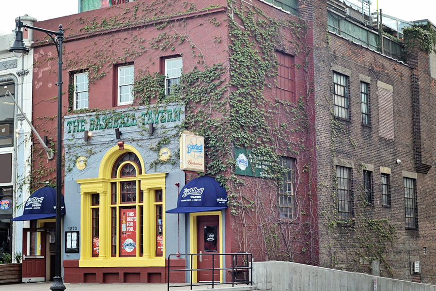 The Baseball Tavern will close its ivy-covered Fenway bar