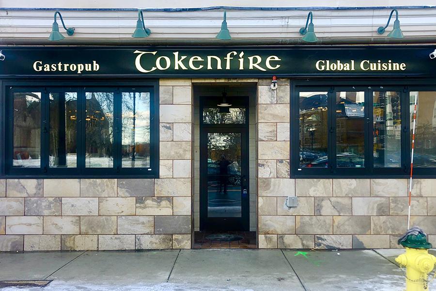 Tokenfire opens in Quincy