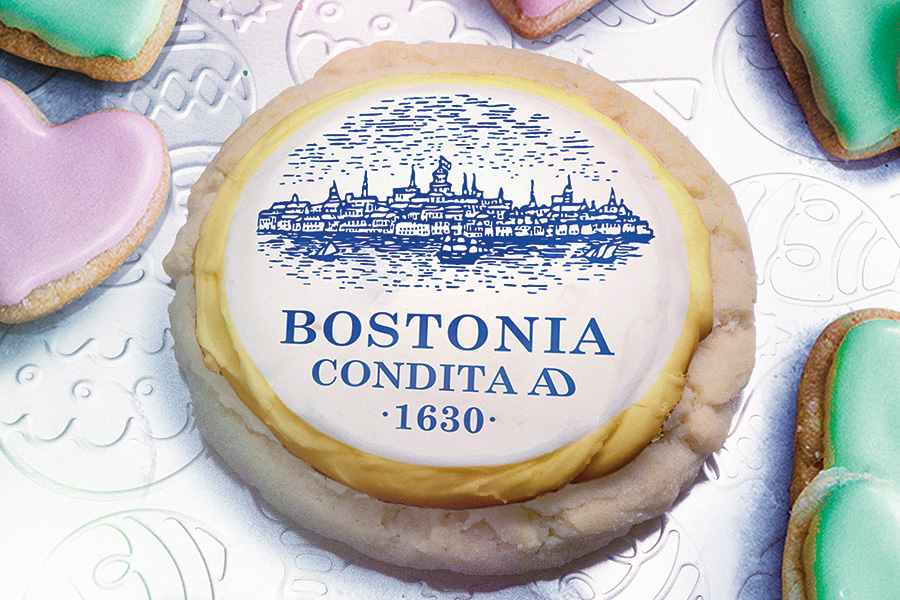 Boston cookie