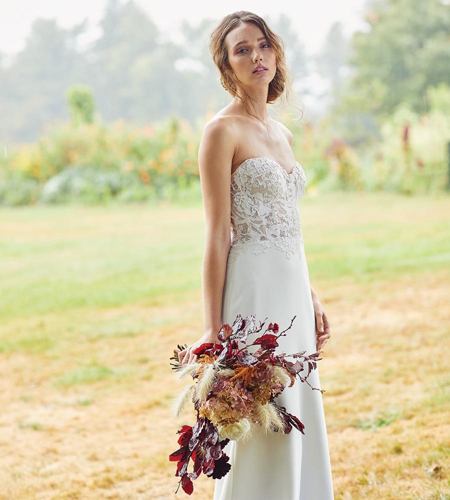 spring wedding dresses