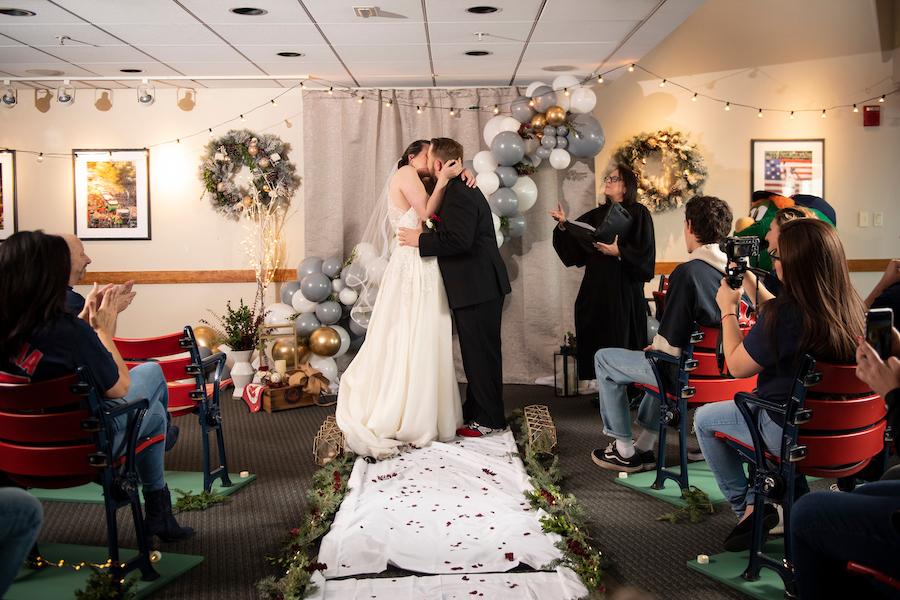 fenway wedding