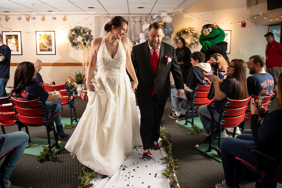 fenway park wedding