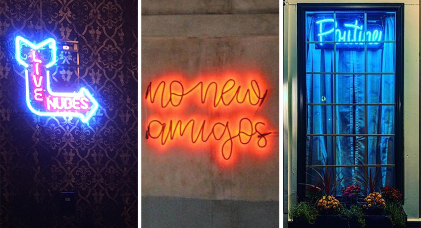 Glow Up: 15 Coolest (New) Neon Signs at Boston Restaurants