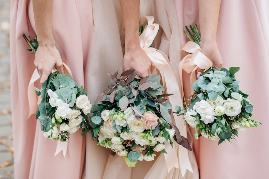 wedding trends bridesmaid