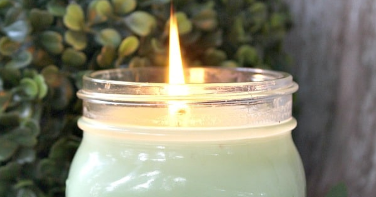 Eight Clean Burning Diy Candles To Make This Winter