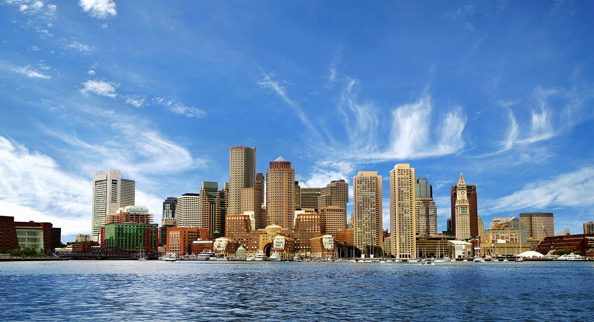 Boston Skyline and the Best City Views