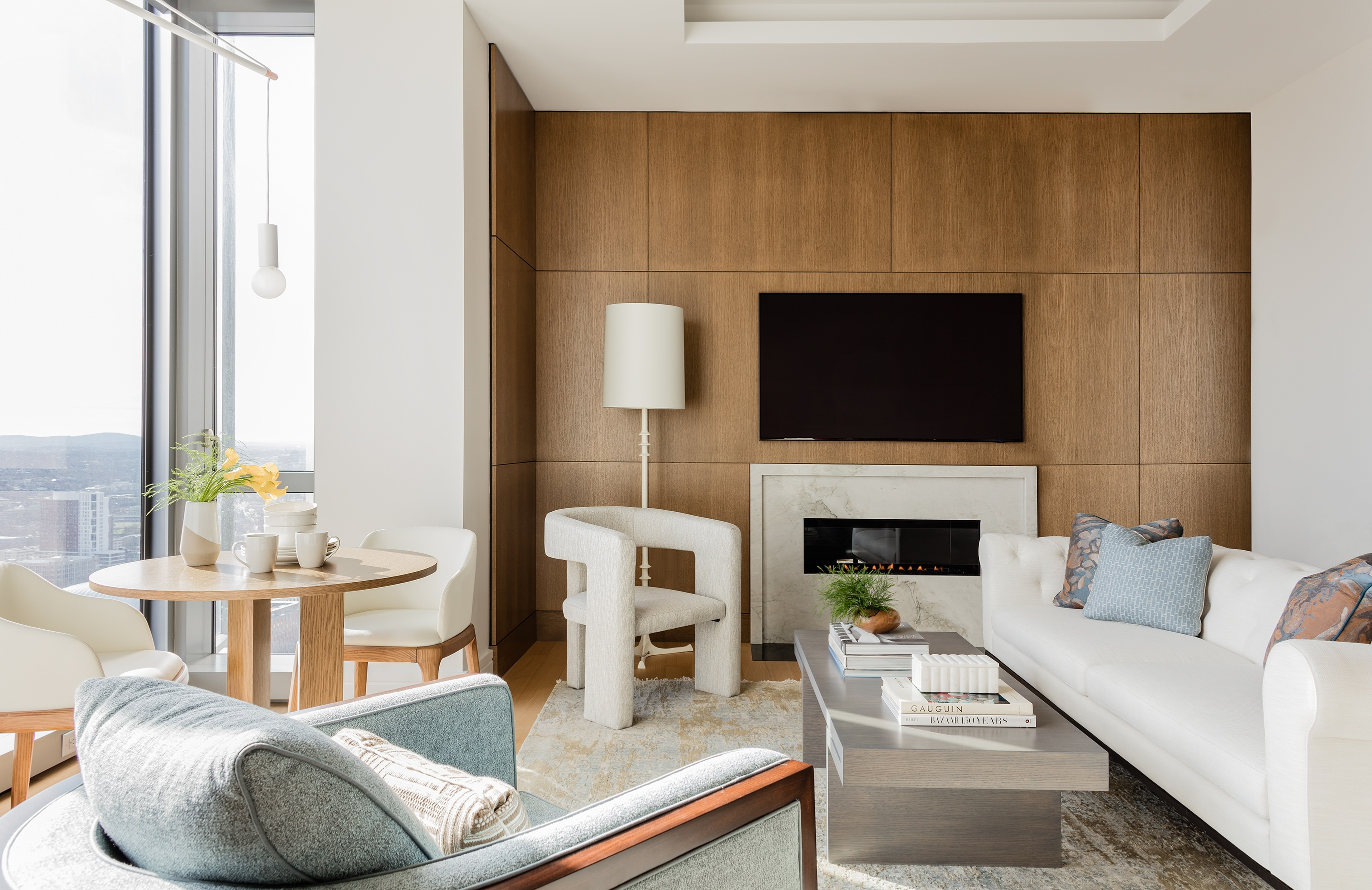 12 Inventive Ways This Design Team Maximized the Space in This