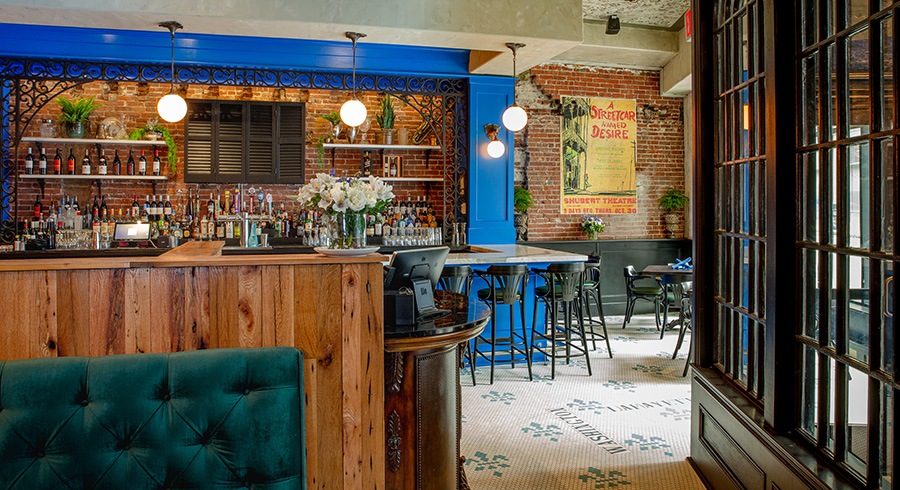 Look Inside French Quarter Restaurant Now Open In Downtown Boston