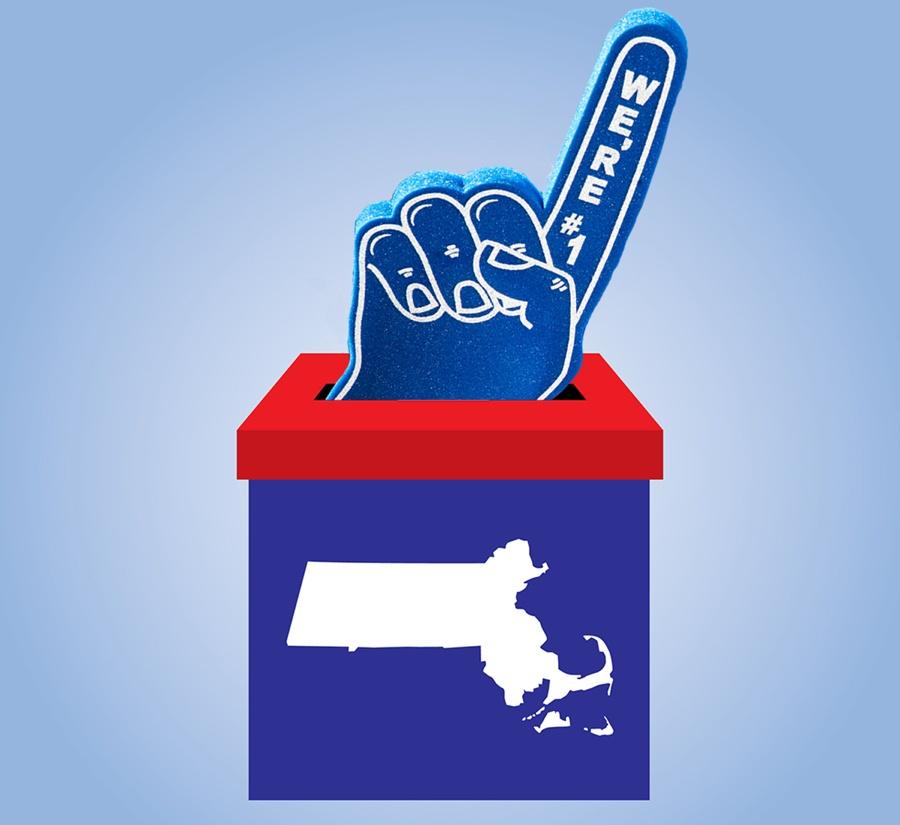 Massachusetts first primary