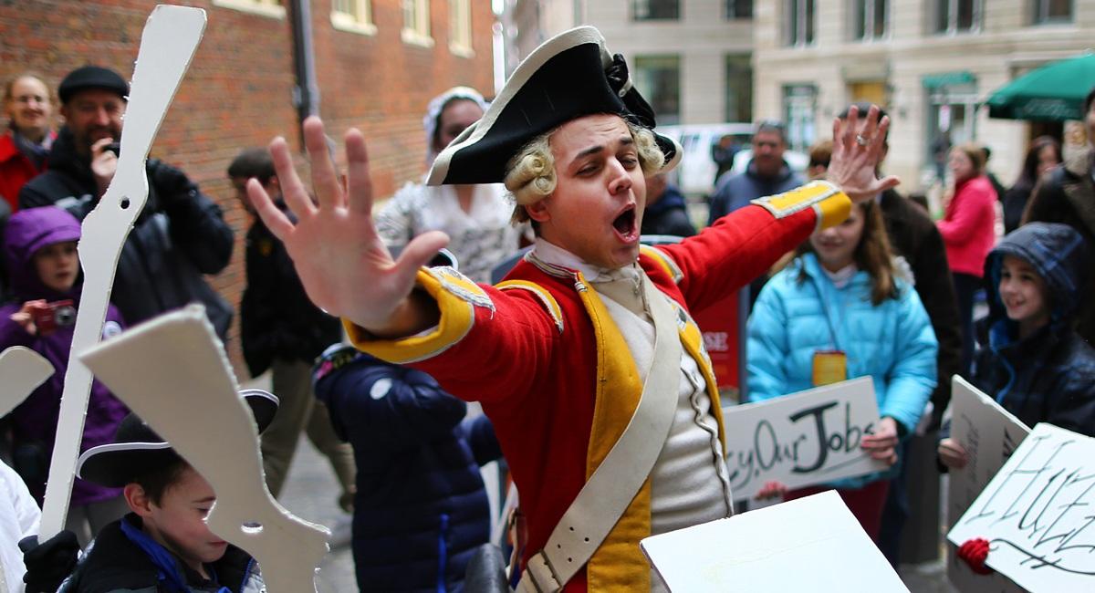 Boston Massacre Truth And Falsehoods Boston Magazine