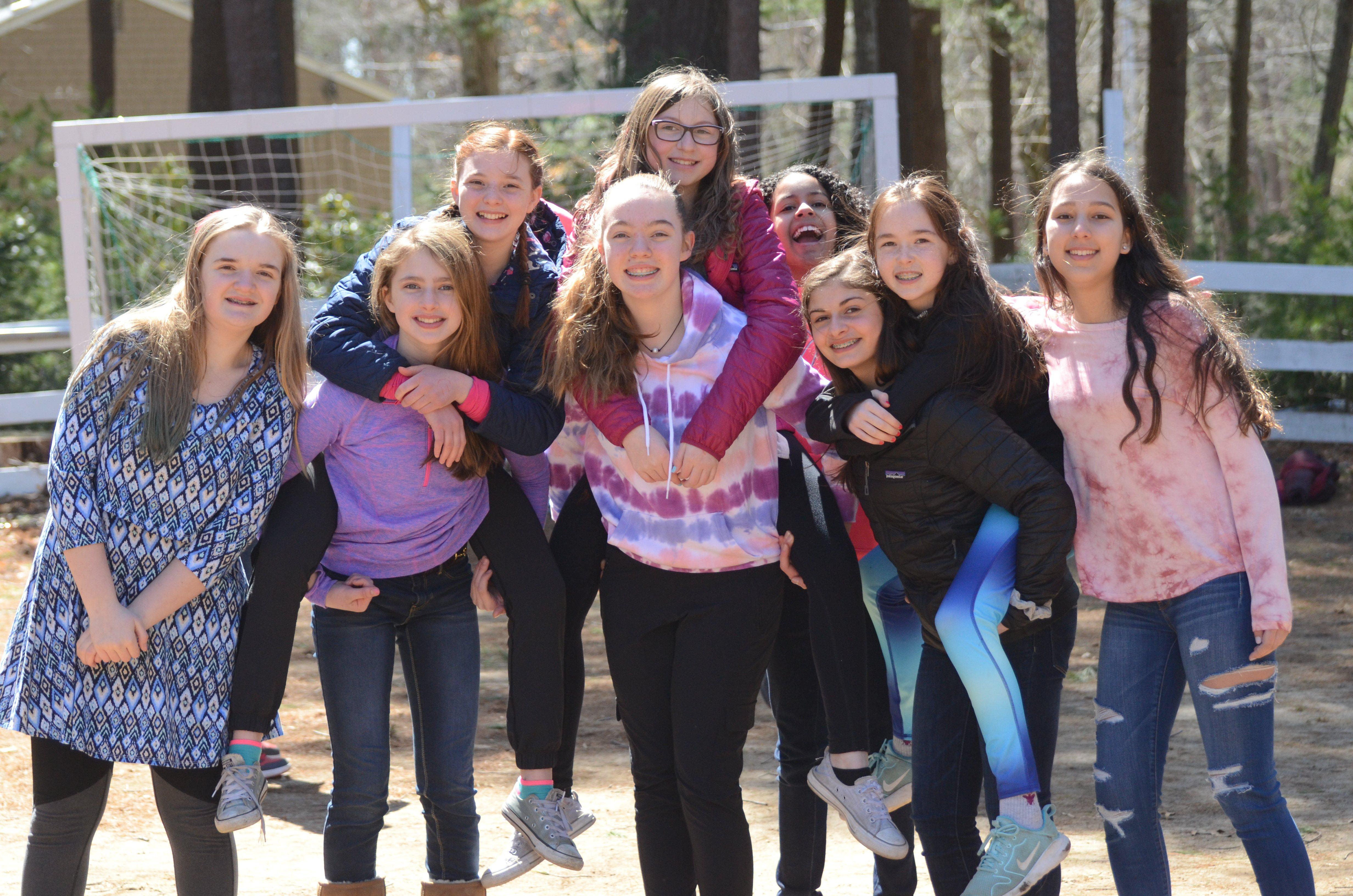 bay farm montessori academy students