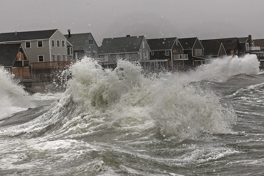 scituate during hurricane sandy
