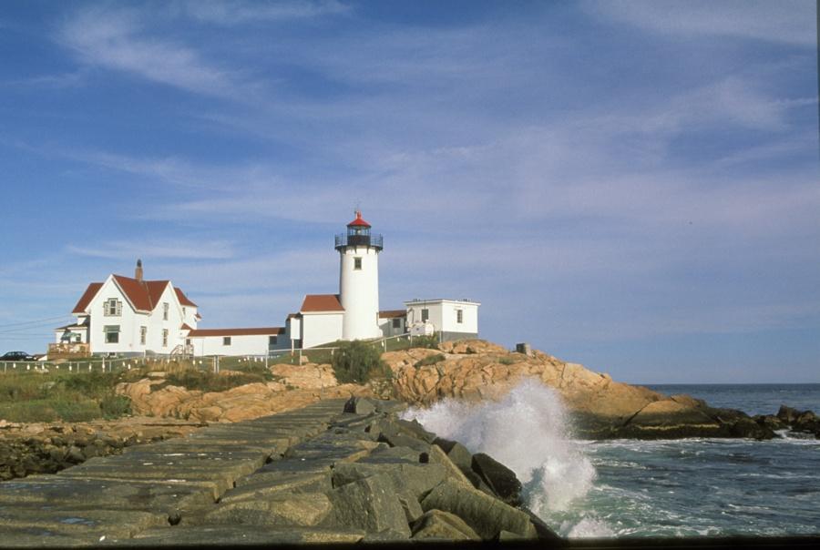 Annisquam Lighthouse Gloucester