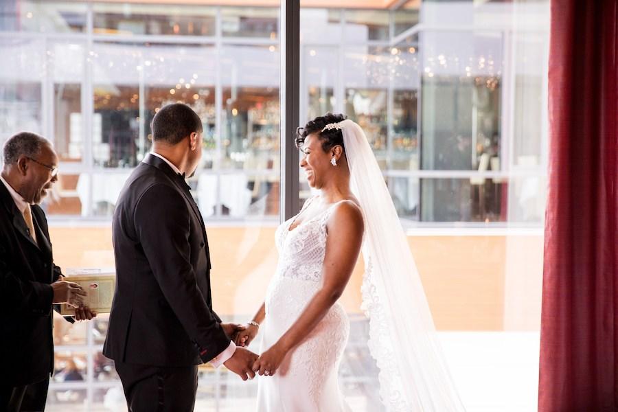 del frisco's micro wedding