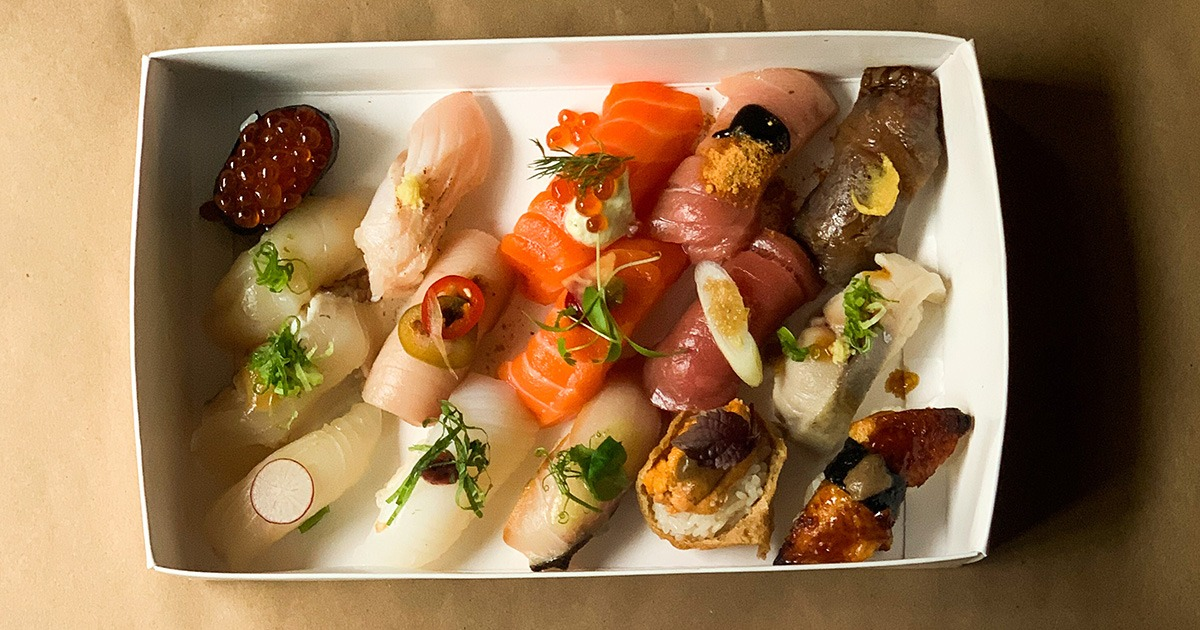 Where to Order the Best Sushi for Takeout or Delivery