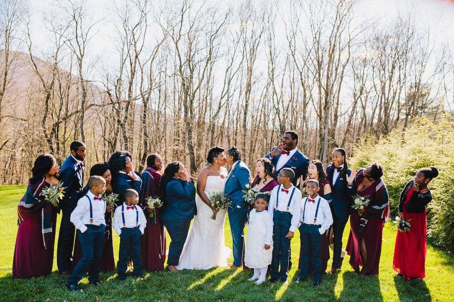 bloom meadows wedding