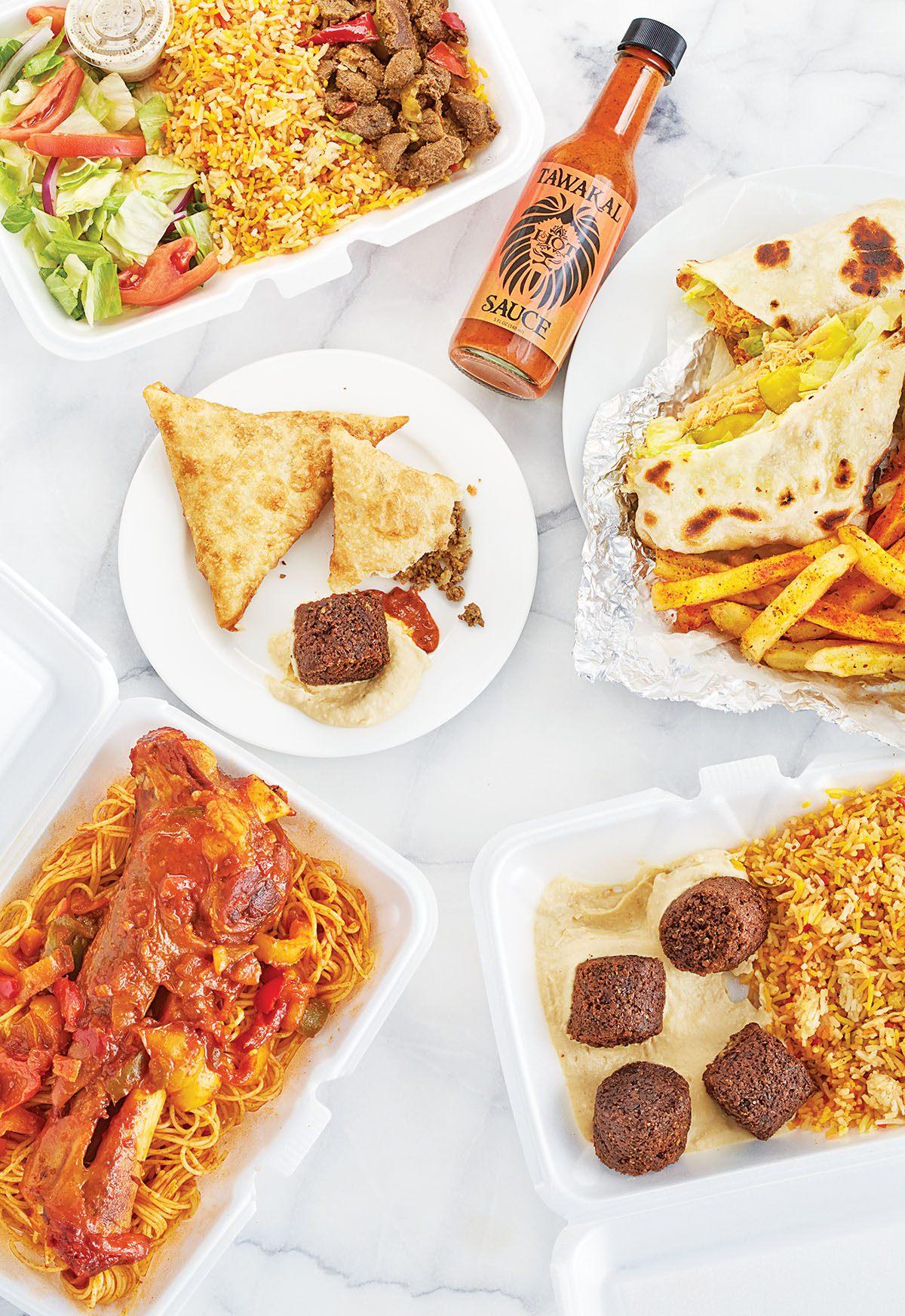 Tawakal Halal Cafe Best Neighborhood Takeout Eastie In Boston
