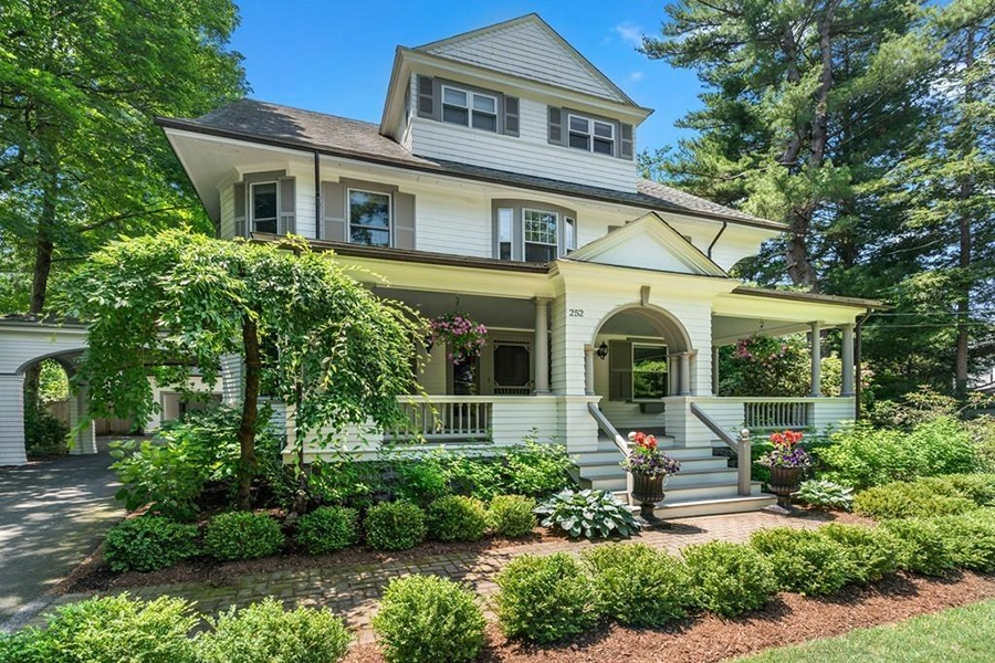 Five Homes for Sale in and around Boston with In-Law ...