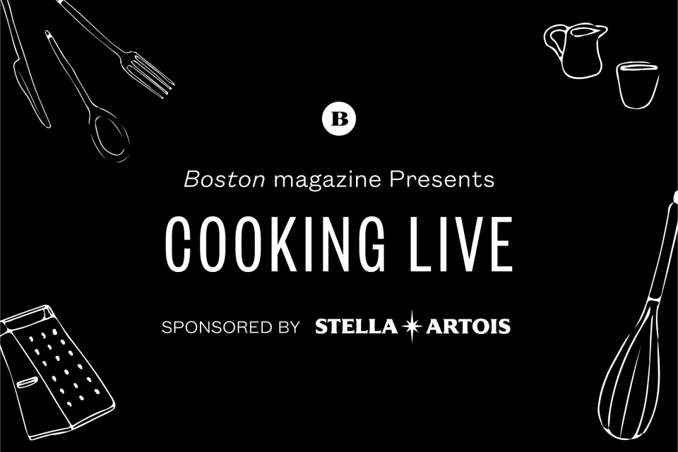 cooking live boston