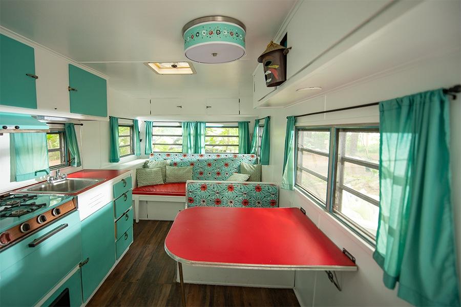 interior sandy pines RV