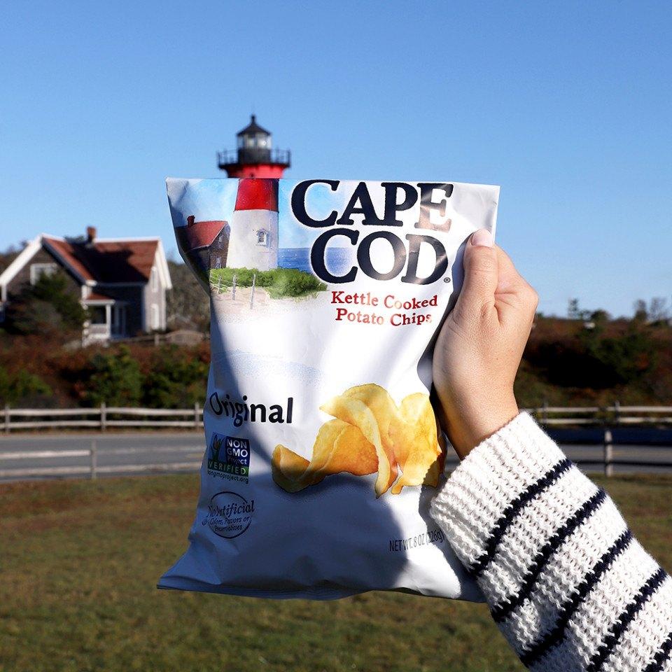 original cape cod potato chips