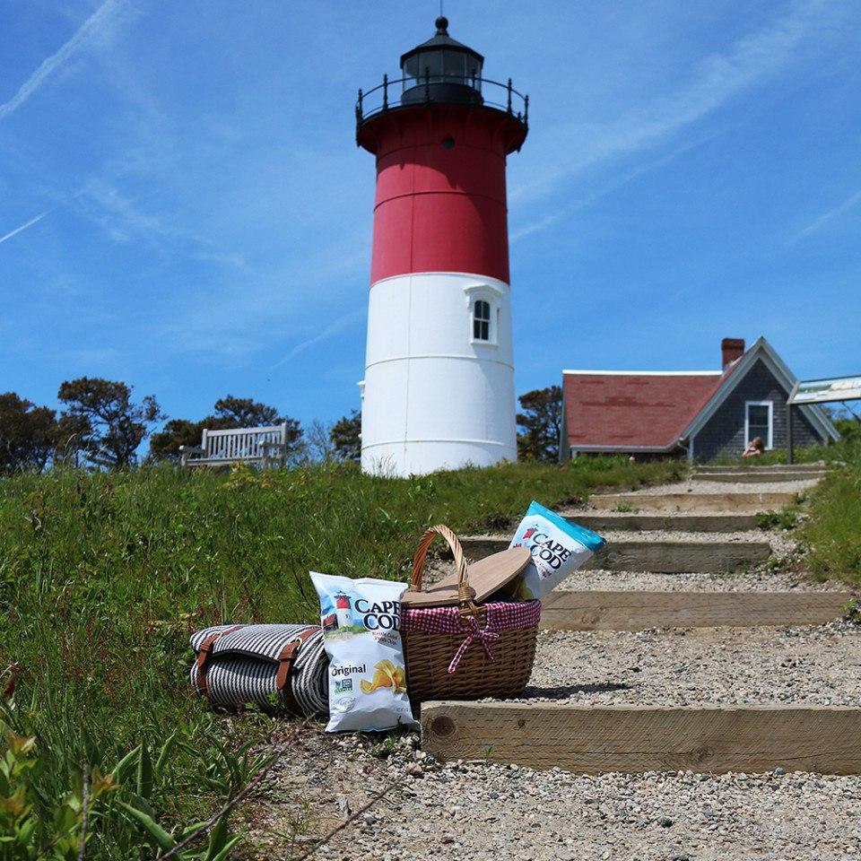 cape cod potato chips lighthouse