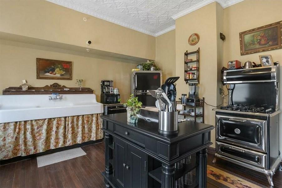lizzie borden house kitchen