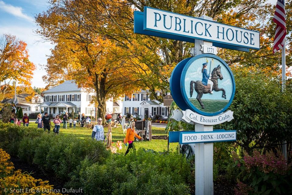 Publick House in Sturbridge