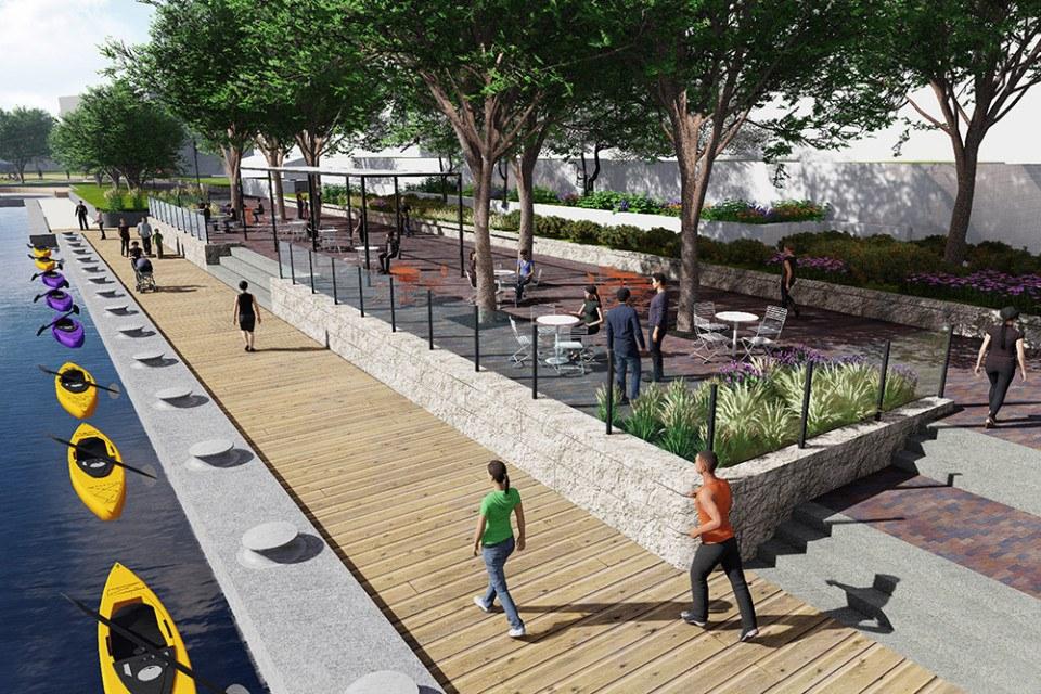 Lechmere Canal Improvements