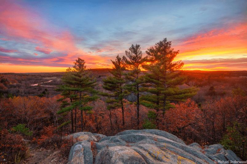 lookout rock