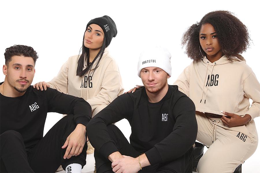 Marina Varano ABG clothing line