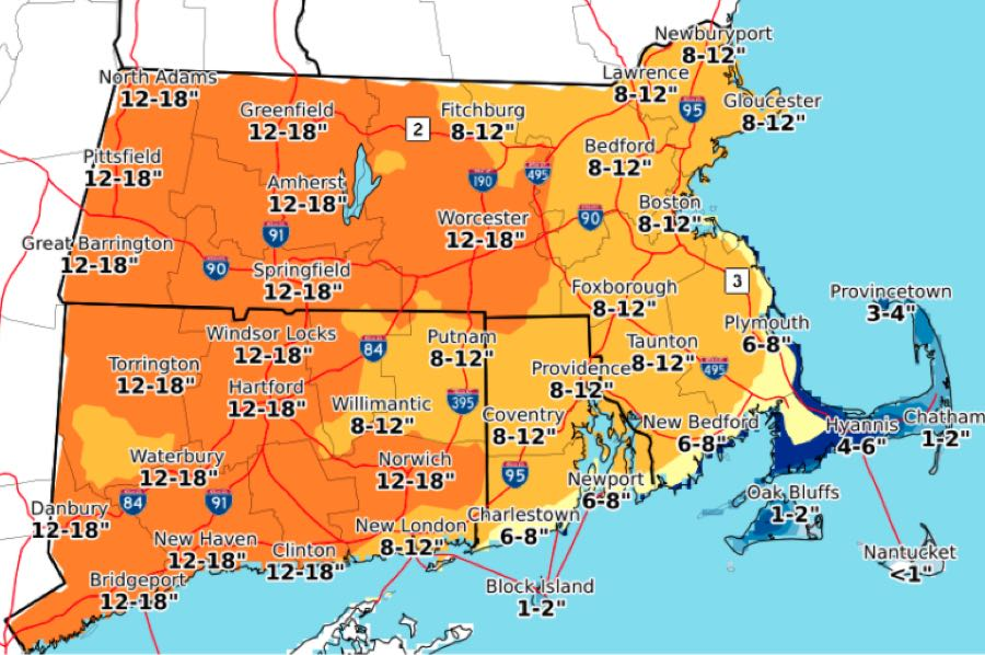 boston snow totals 12-17