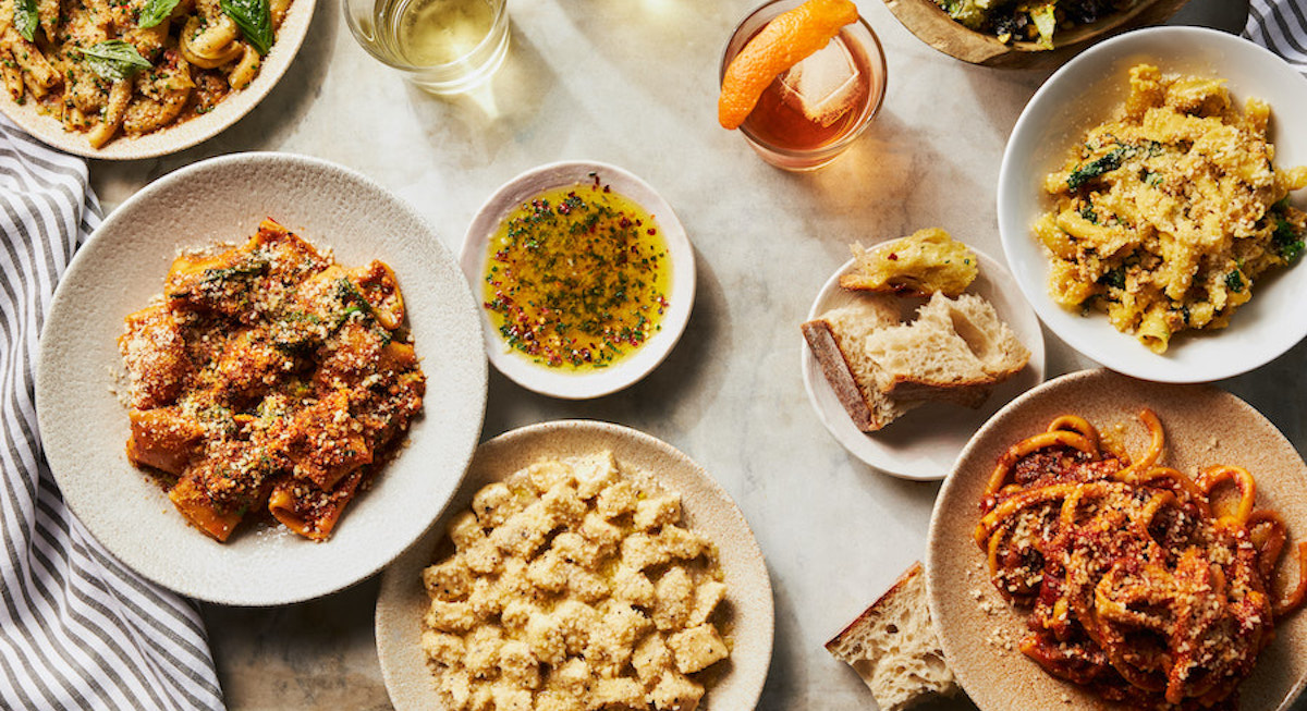 The 13 Best Restaurants for Fresh Pasta in Boston (That Aren't in the North End)