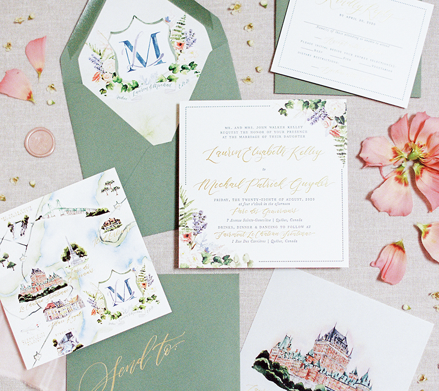 lauren-mike-stationery
