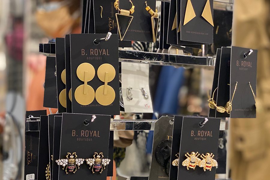 """B. Royal Boutique Products at """"The Making of Her Story"""" Collective Pop-Up"""