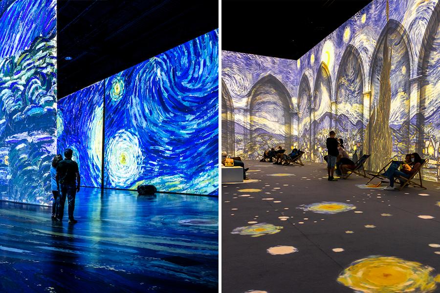 Van Gogh Exhibitions in Boston