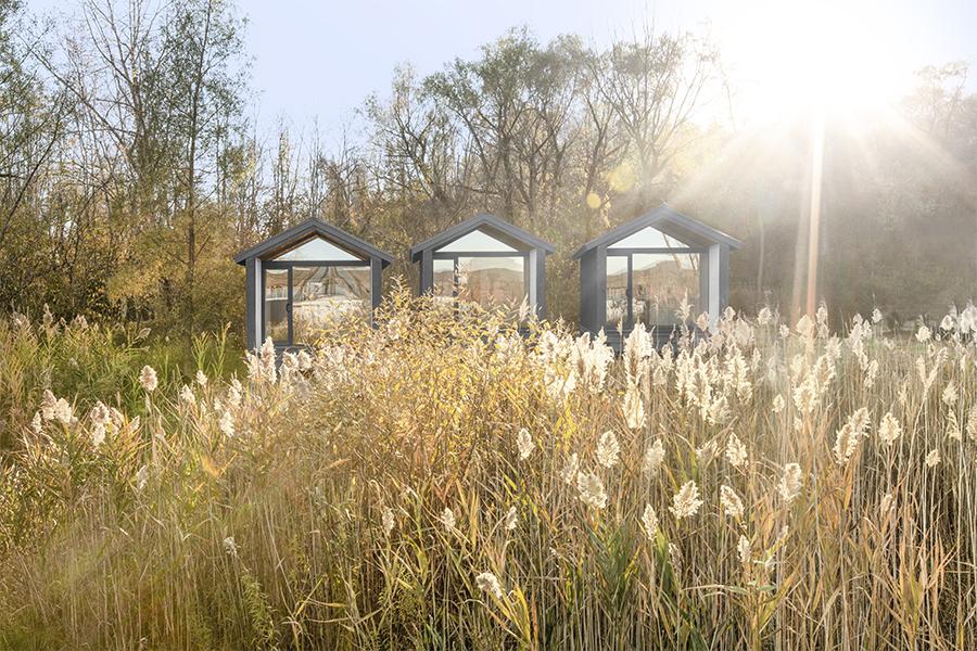 hutton brickyards cabins