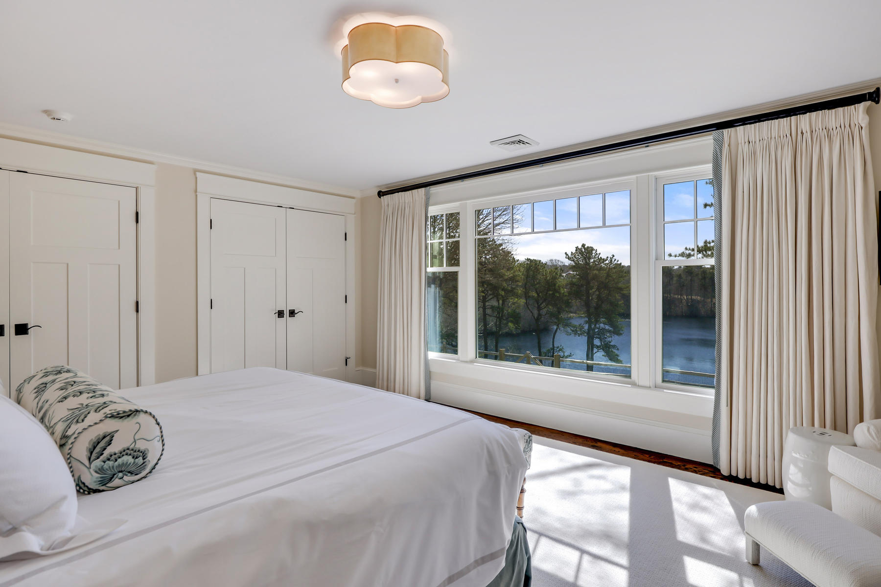Osterville Cape bedroom