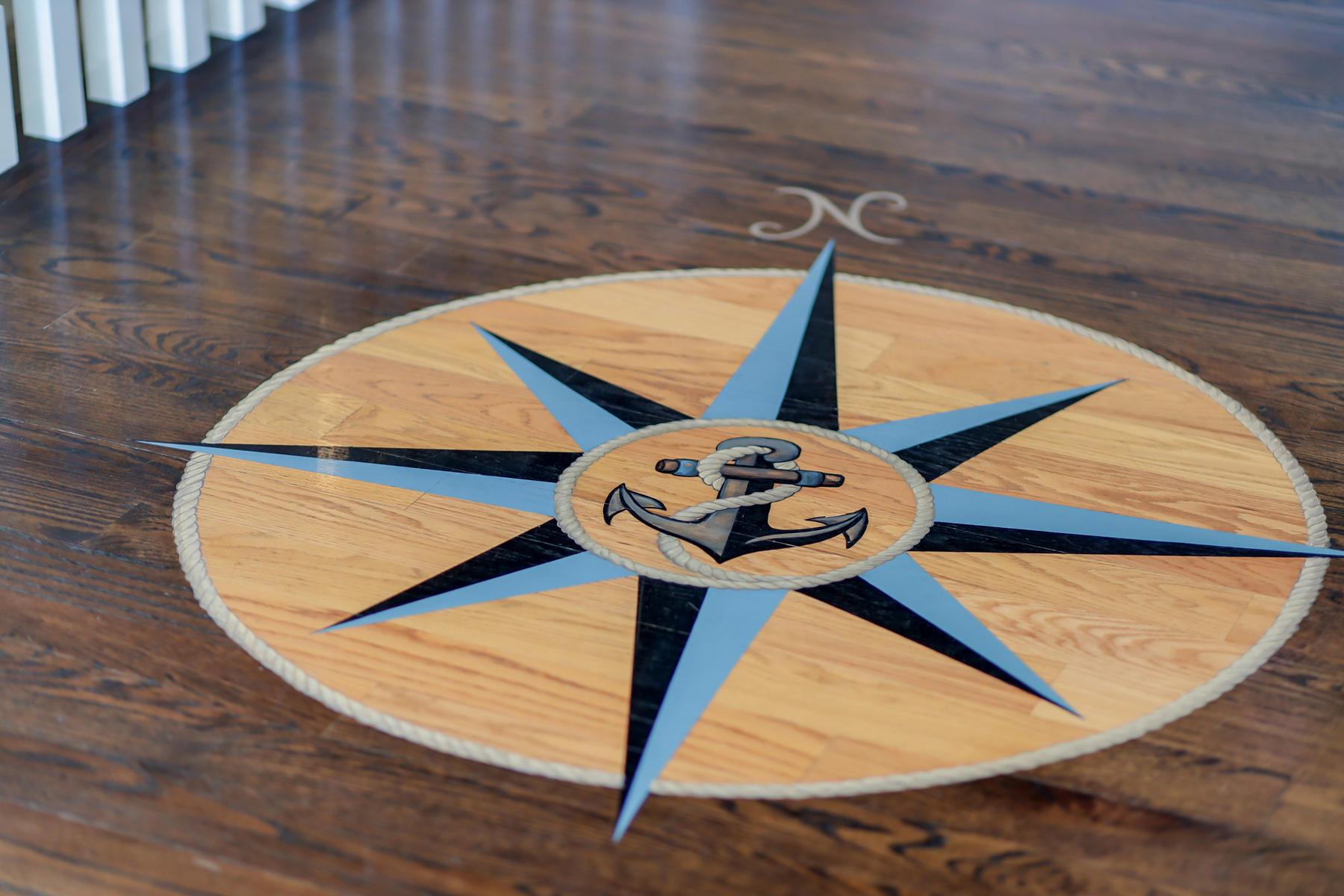 Osterville Cape compass