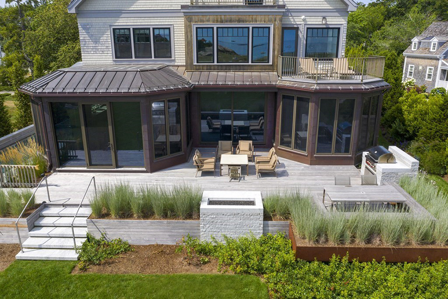 contemporary cohasset house 9