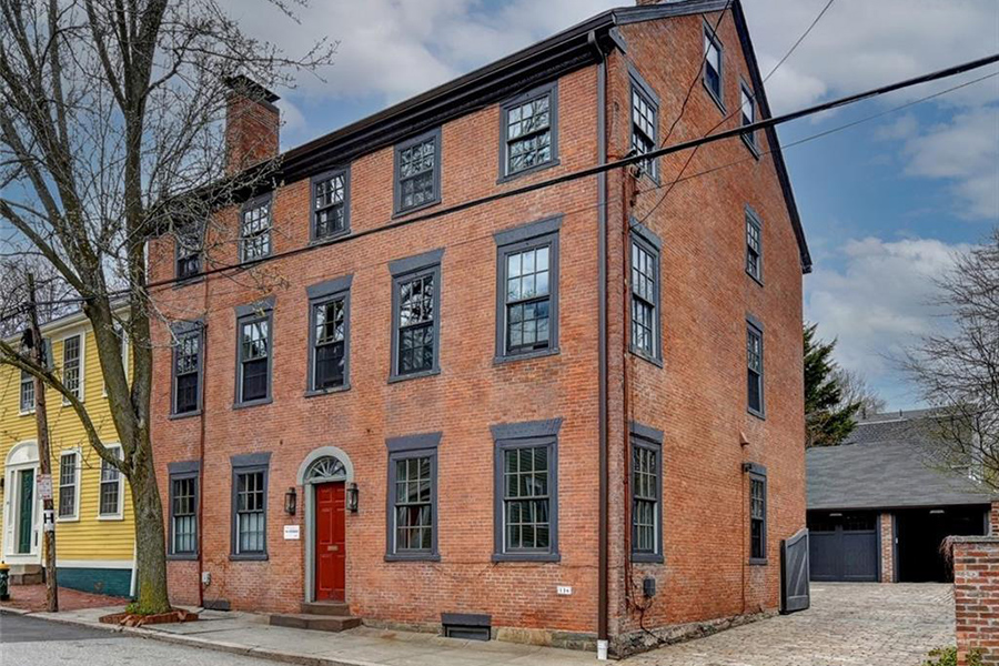 historic providence house