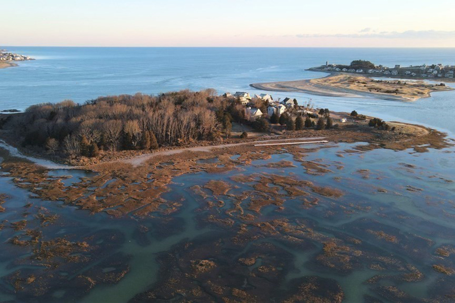 marshfield private island