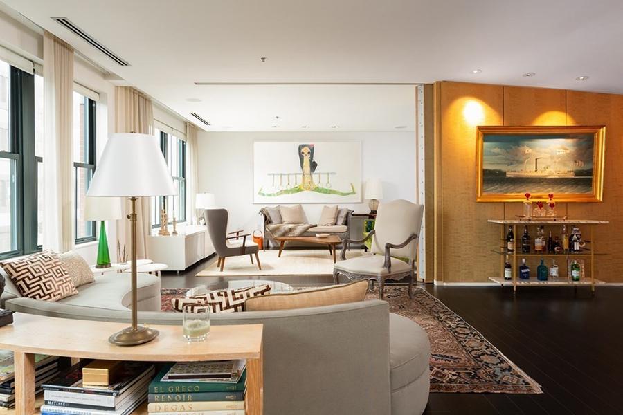 south boston penthouse suite