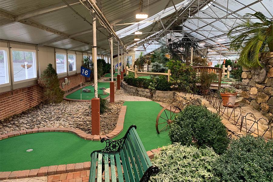 trombetta's farm mini golf