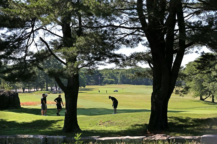 william j. devine golf course