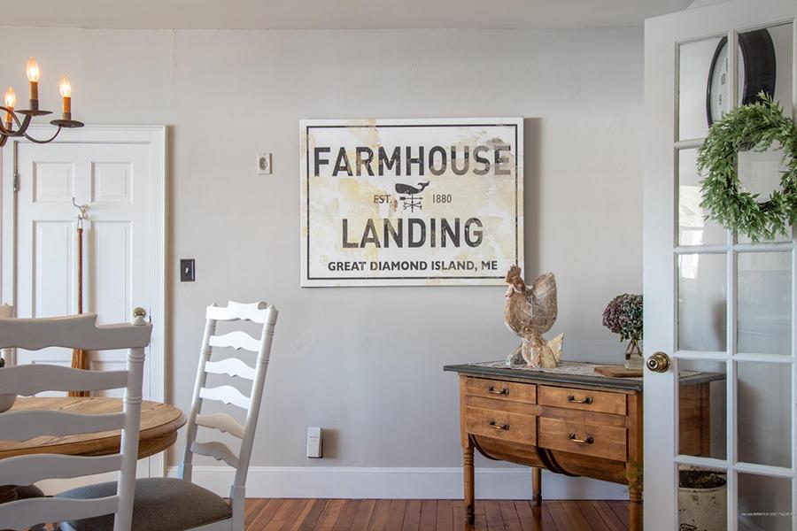 maine island farmhouse 9